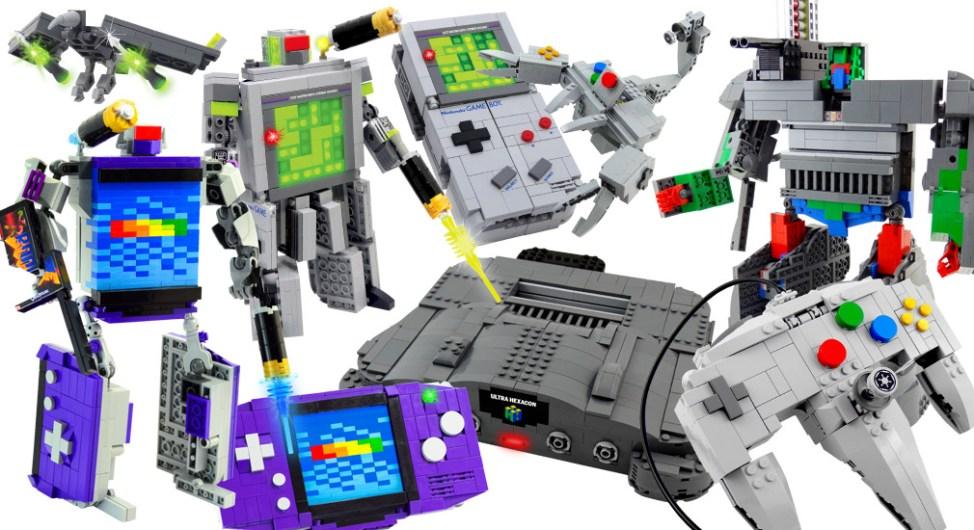 LEGOformers1