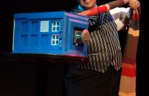 Magic TARDIS Box