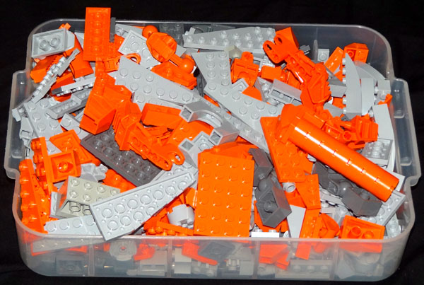 orange-gray-lego-pieces