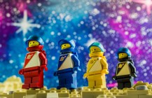 March Of The Astronauts