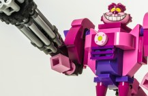 Cheshire Cat Mech Suit