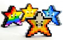 Electronic Invincibility Starmen