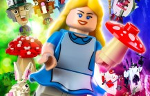 LEGO Alice Poster