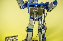 Soundwave & the Tape of Doom