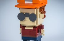 Dale Gribble BrickHead