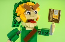 Link Puppet Gold Edition
