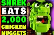 Shrek Eats 2,000 Chicken Nuggets