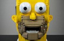 Homer Simpson Head