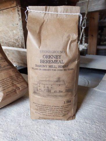 Orkney Beremeal - 1.5kg