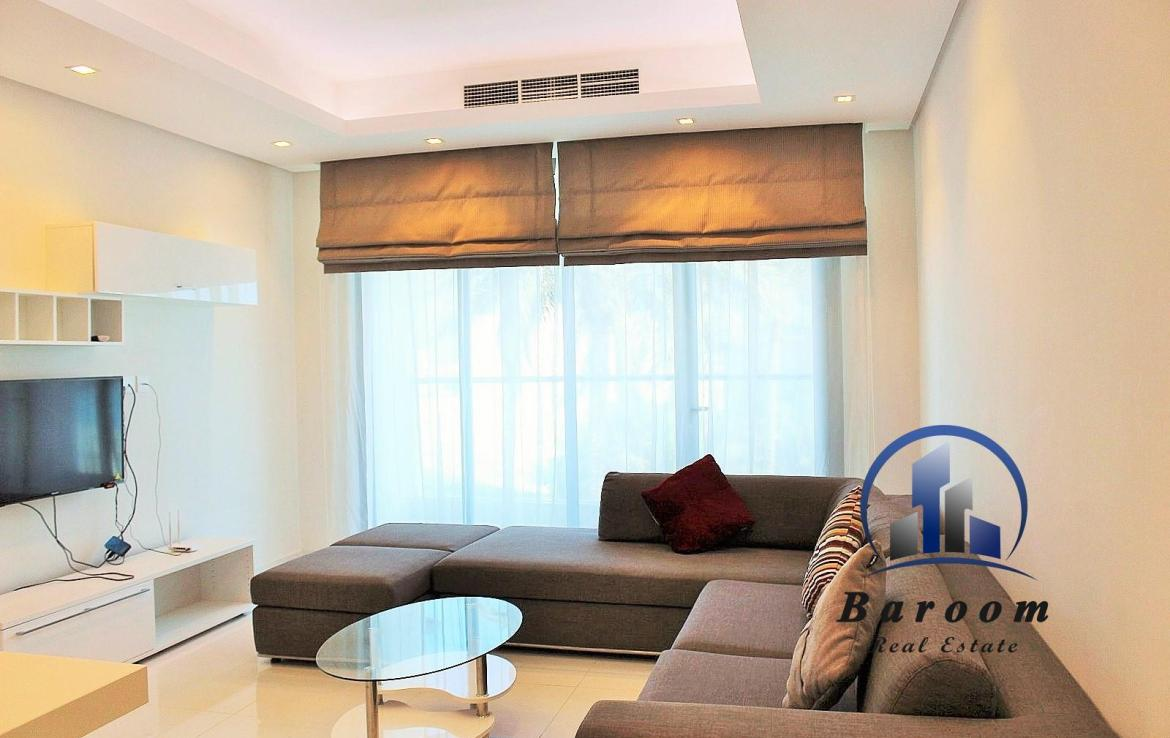 Amazing 2 Bedroom Furnished Aparment