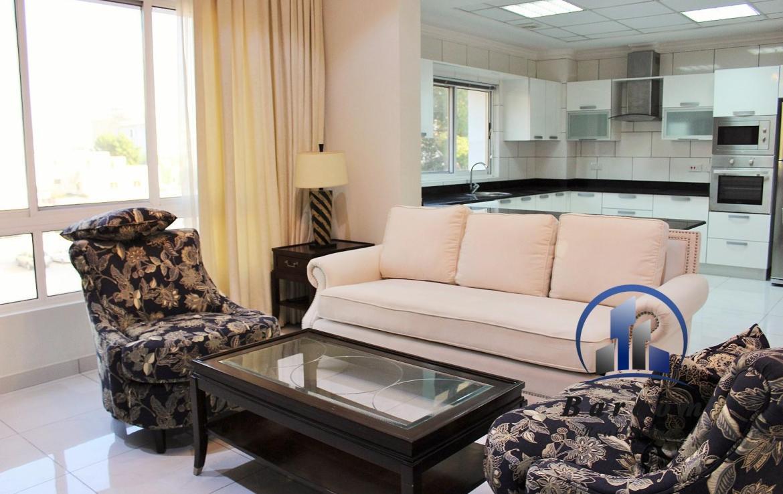 Luxury Two Bedroom Apartment 1