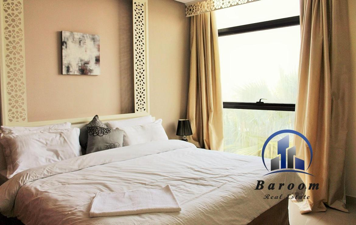 2 Bedroom Fully furnished Flat 6