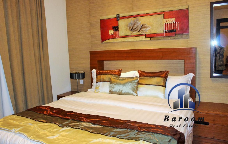 Deluxe One Bedroom Apartment 4