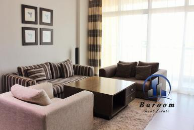 Sparkling Two Bedroom Apartment