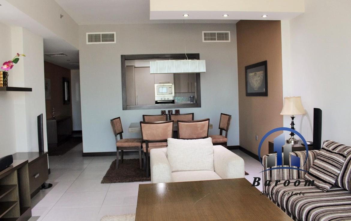 Sparkling Two Bedroom Apartment 1