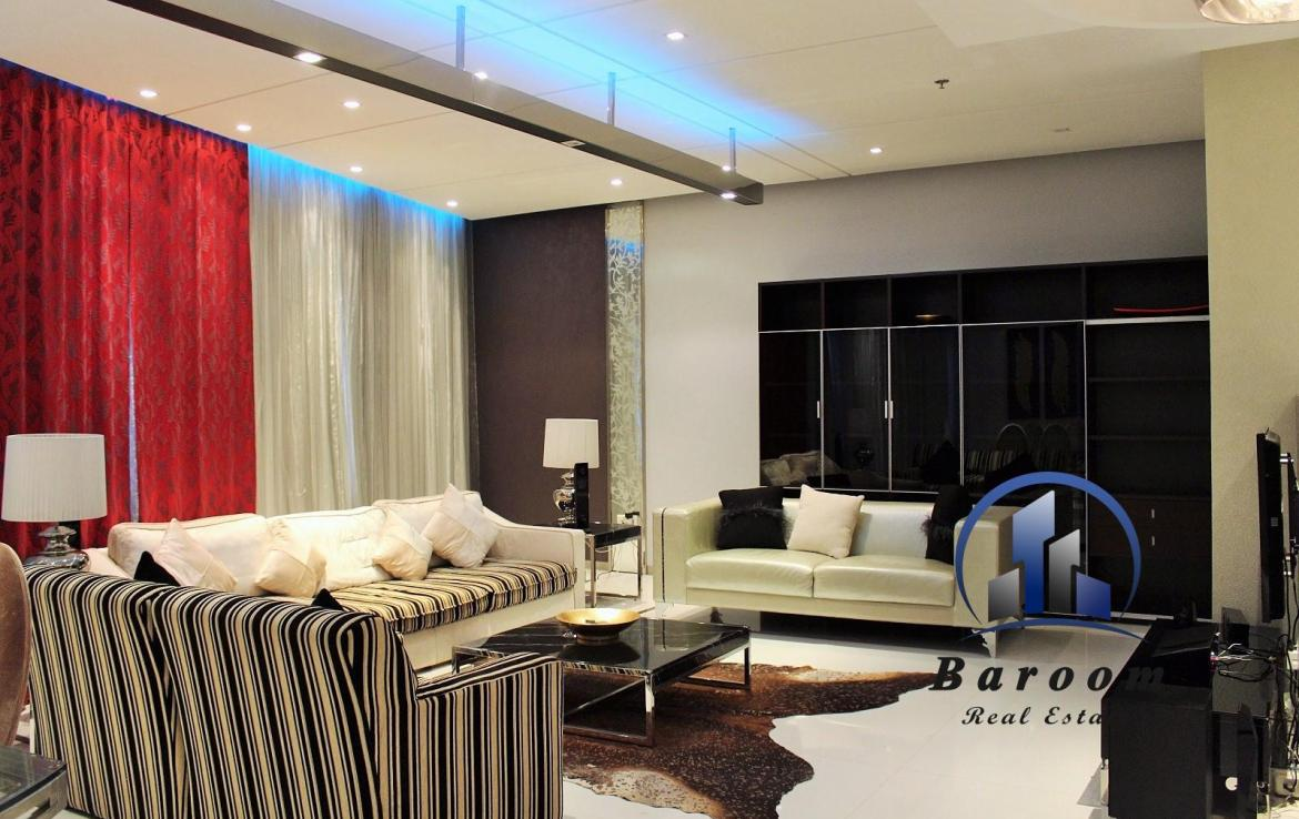 Contemporary Two Bedroom Apartment