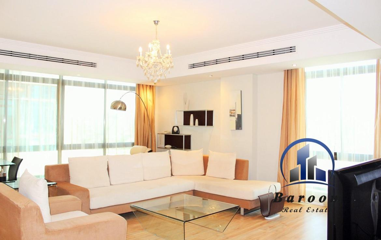 2 Bedroom Apartment in Seef