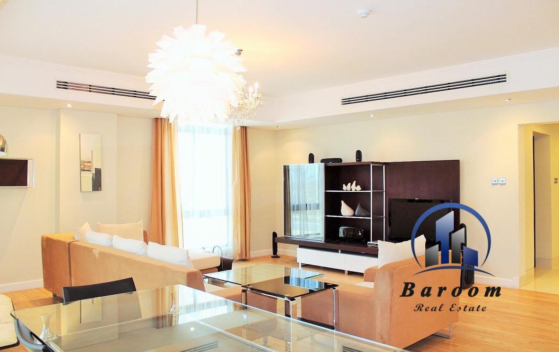 2 Bedroom Apartment in Seef 1