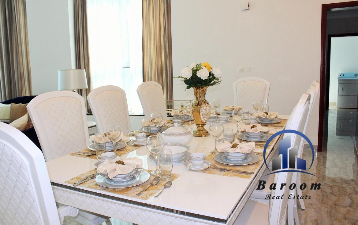 2 Bedroom Fully furnished Flat Seef 5