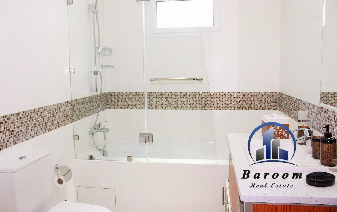 2 Bedroom Fully furnished Flat Seef 10