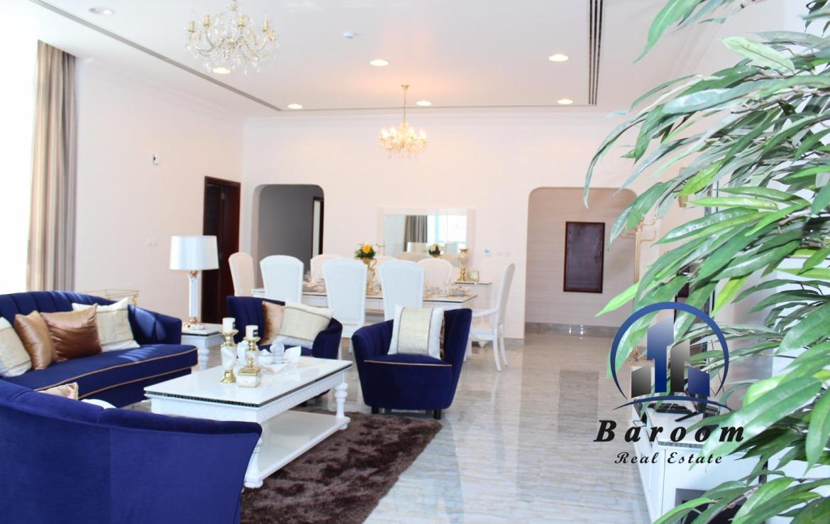 2 Bedroom Fully furnished Flat Seef 1