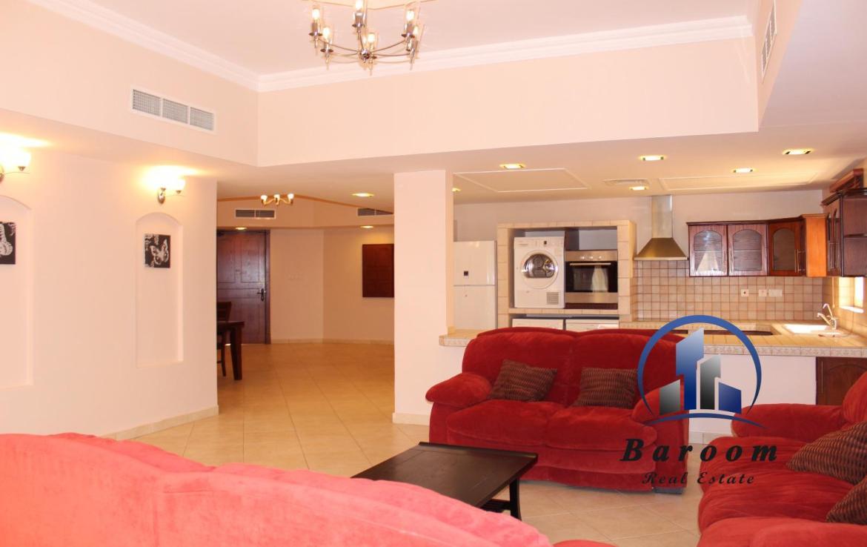 3 Bedroom Apartment Saar 1