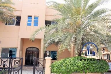 Three Bedroom Villa Semi Furnished