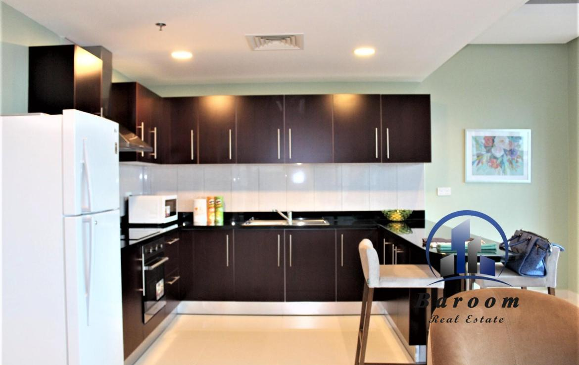 Chic Two Bedroom Apartment2