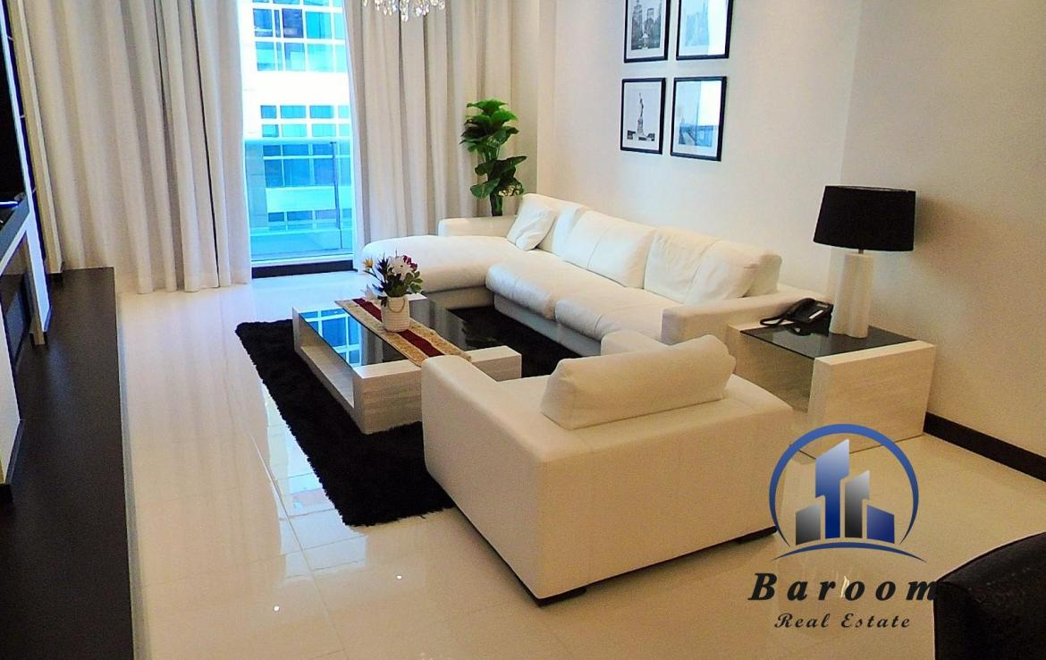 Two Bedroom Luxury Apartment2