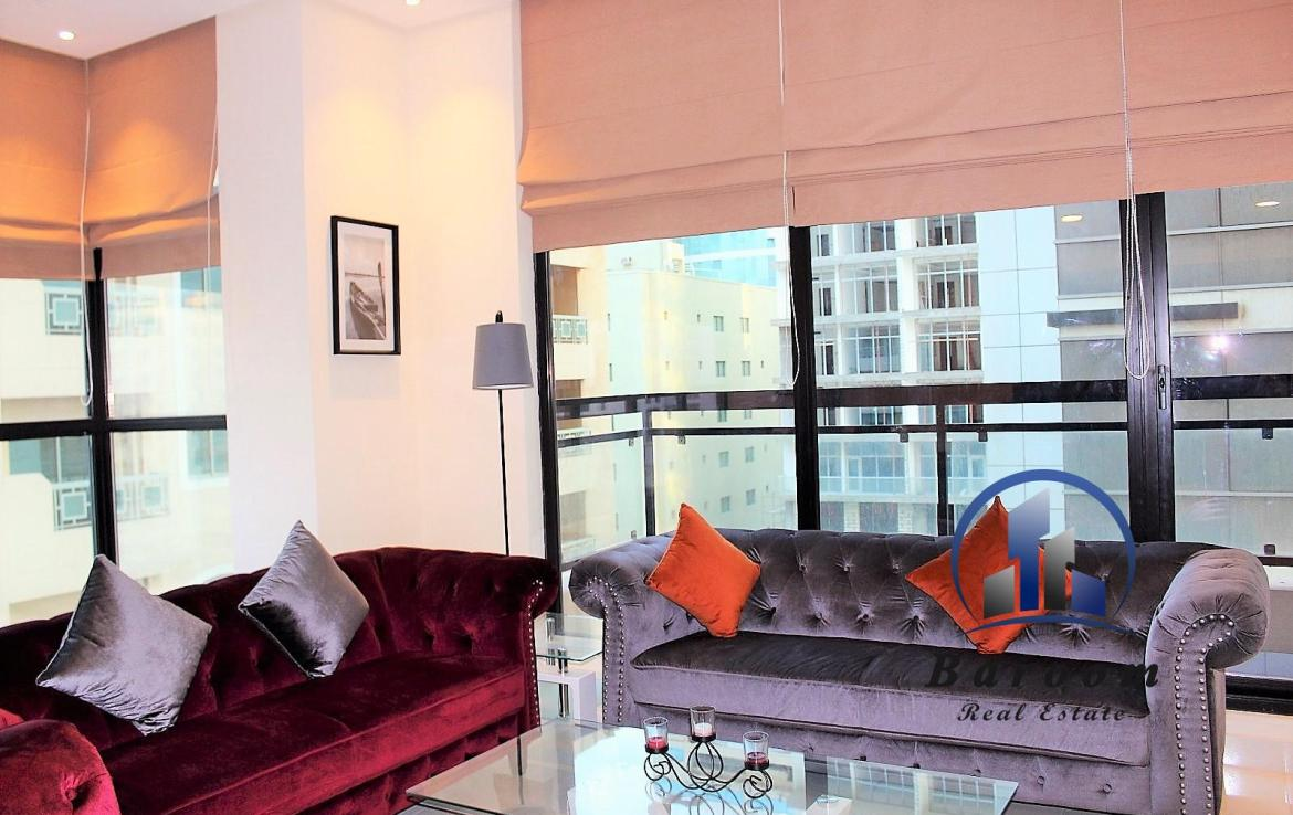 Prime Two Bedroom Apartment