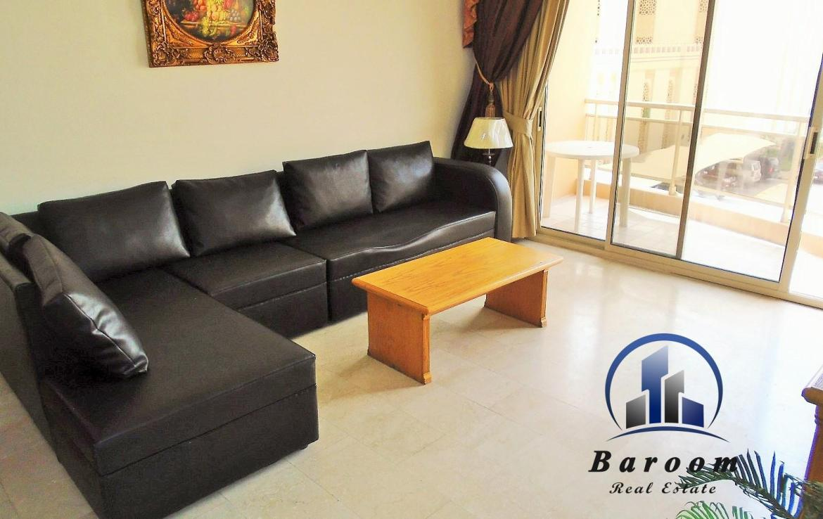 Two Bedroom Bright Apartment