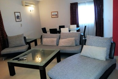 Bright Three Bedroom Apartment