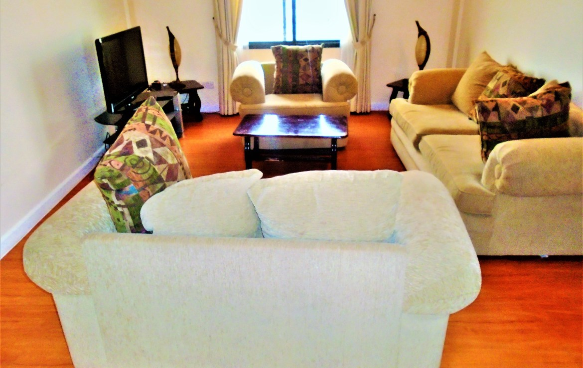 Two Bedroom Polished Apartment1