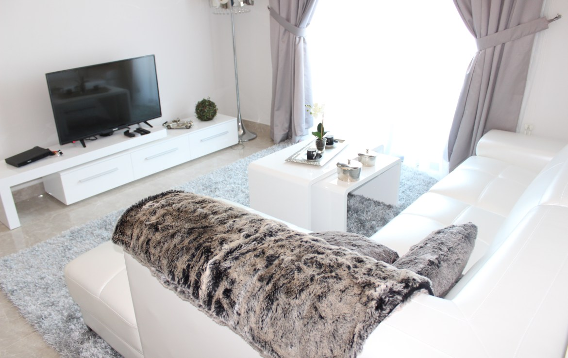 Two Bedroom Modern Apartment1