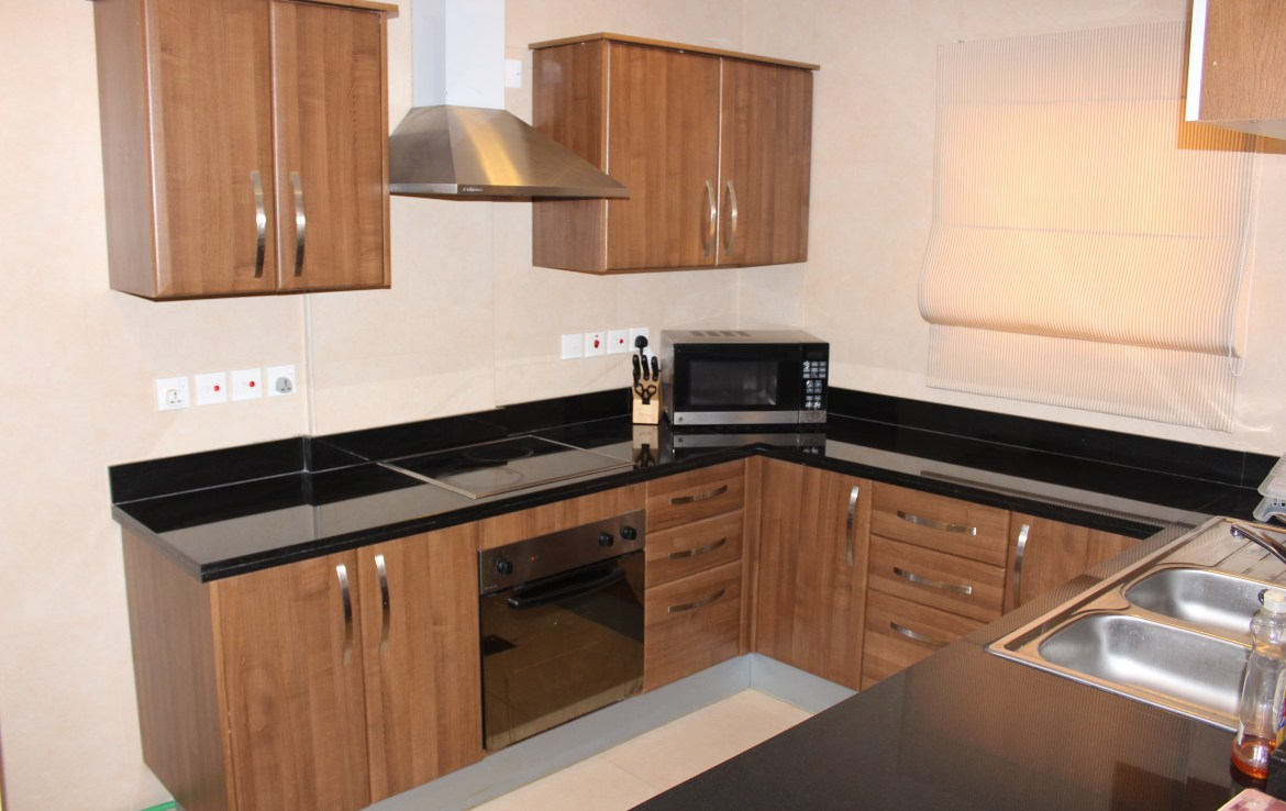 Three Bedroom Fully furnished Apartment 3