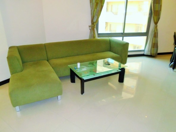 Splashy Two Bedroom Apartment2