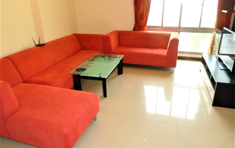 Vivid Two Bedroom Modern Apartment1