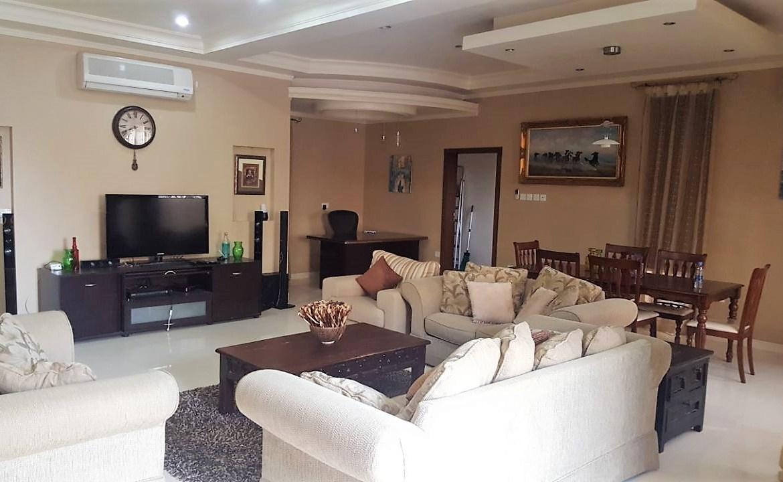 Three Bedroom Fully furnished Villa