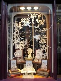 New windows by sarah birnie   Baroque Jewellery
