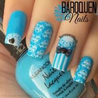 alice in wonderland | Baroquen Nails