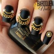 3d nail art chain reaction