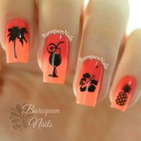 Baroquen Nails | Original Nail Designs  3d & Stamping ...