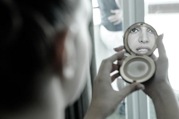 צילומי הכנות איפור ושיער