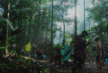 Screenshot from Jungle Marathon, Copyright © 2012 by UVU Jungle Marathon Ltd. All Rights Reserved.