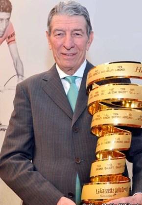 Gimondi in the Giro Hall of Fame