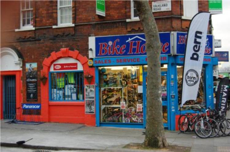 Bike House - http://www.bikehouse-london.com