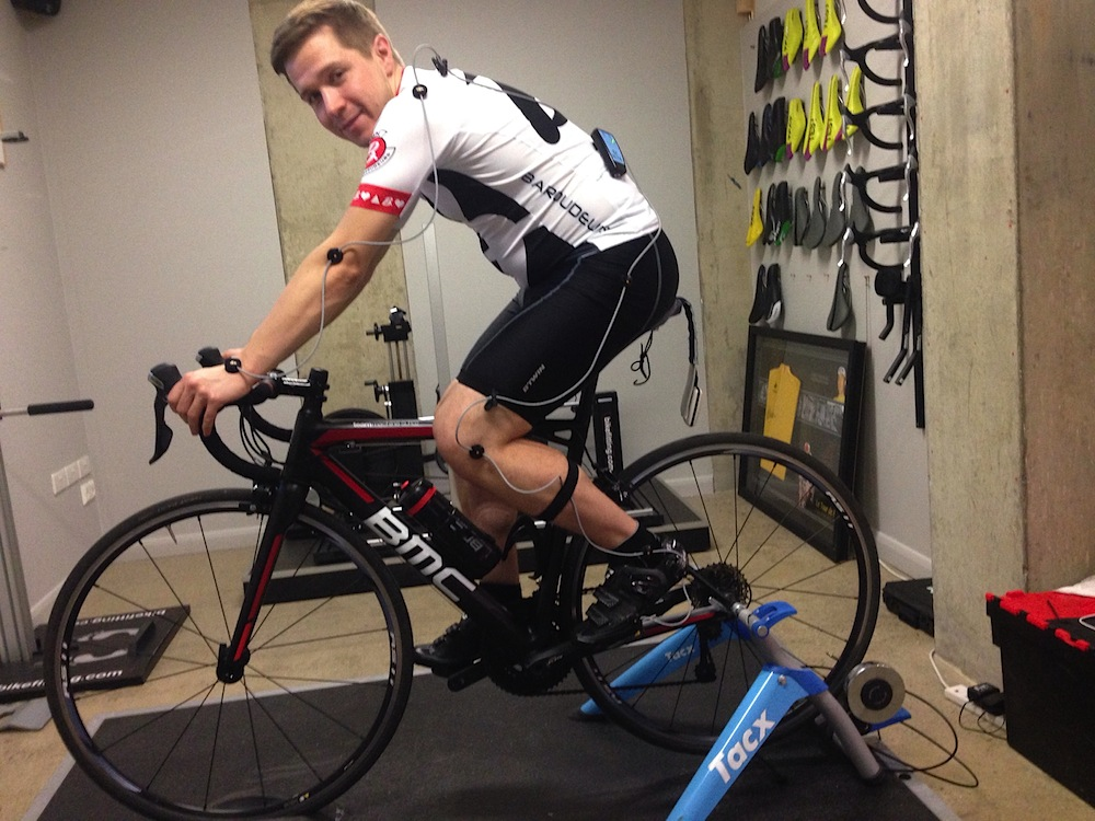 Swift Cycles - Retul Bike fit review - 1