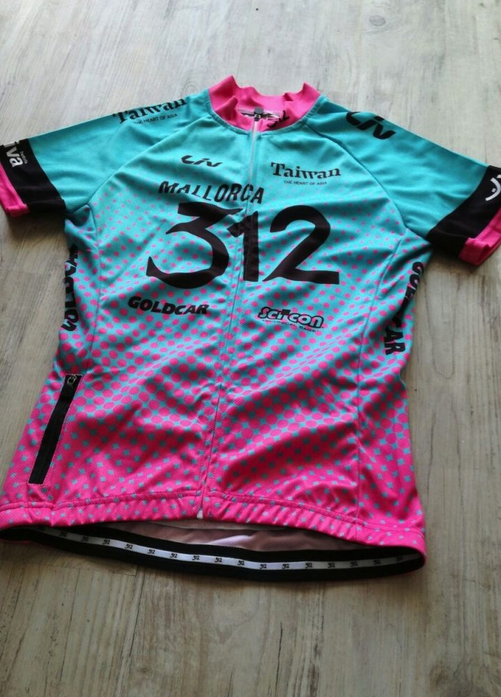 Mallorca 312 - The Jersey of the day