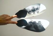 Mk2 Full Carbon Custom Shoe