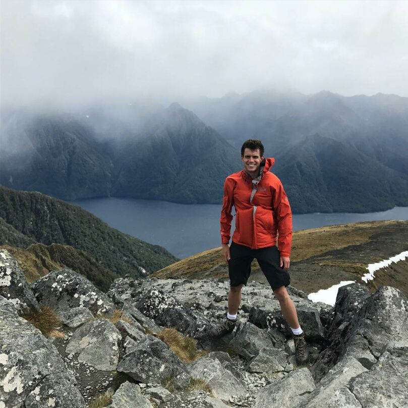 Mav on top of Kepler Track